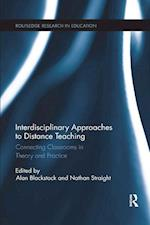 Interdisciplinary Approaches to Distance Teaching (Routledge Research in Education)