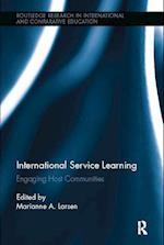 International Service Learning af Marianne A. Larsen