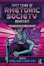 Fifty Years of Rhetoric Society Quarterly