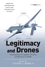 Legitimacy and Drones (Emerging Technologies Ethics and International Affairs)