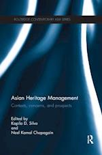 Asian Heritage Management (Routledge Contemporary Asia Series)