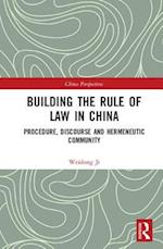 Building the Rule of Law in China (China Perspectives)