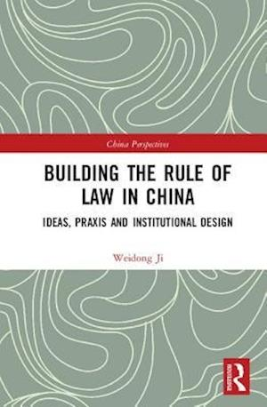 Building the Rule of Law in China