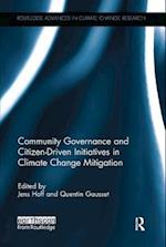 Community Governance and Citizen-Driven Initiatives in Climate Change Mitigation