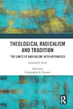 Theological Radicalism and Tradition