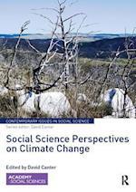 Social Science Perspectives on Climate Change af Professor David Canter