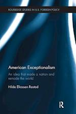 American Exceptionalism (Routledge Studies in Us Foreign Policy)