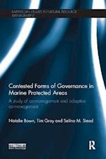 Contested Forms of Governance in Marine Protected Areas (Earthscan Studies in Natural Resource Management)