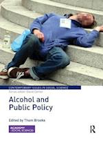 Alcohol and Public Policy (Contemporary Issues in Social Science)