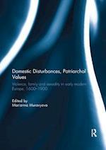Domestic Disturbances, Patriarchal Values