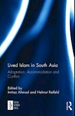 Lived Islam in South Asia