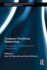 Academic Practitioner Research Partnerships (Routledge Studies in Organizational Change Development)
