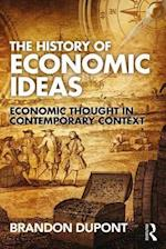 The History of Economic Ideas af Brandon Dupont