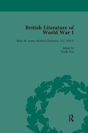 British Literature of World War I, Volume 2