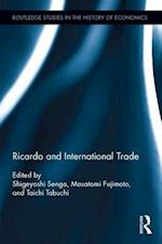 Ricardo and International Trade (Routledge Studies in the History of Economics)