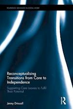 Supporting Care Leavers' Educational Transitions (Routledge Advances in Social Work)