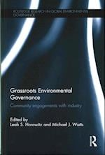 Grassroots Environmental Governance (Routledge Research in Global Environmental Governance)
