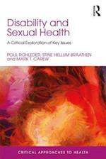Disability and Sexual Health (Critical Approaches to Health)