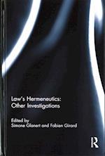 Law's Hermeneutics