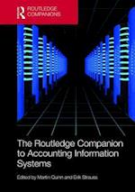 The Routledge Companion to Accounting Information Systems (Routledge Companions in Business, Management and Accounting)