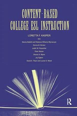 Content-Based College ESL Instruction