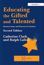 Educating the Gifted and Talented