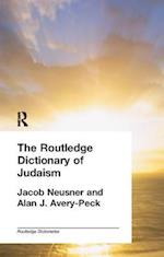 The Routledge Dictionary of Judaism (Routledge Dictionaries)
