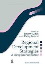 Regional Development Strategies (Regions and Cities)