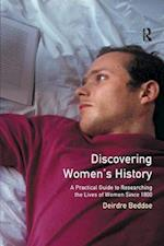 Discovering Women's History