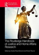 The Routledge Handbook of Justice and Home Affairs Research (Routledge International Handbooks)