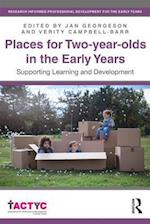 Places for Two-year-olds in the Early Years (Tactyc)