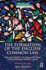 The Formation of the English Common Law (The Medieval World)