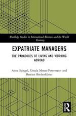 Expatriate Managers af Anna Spiegel