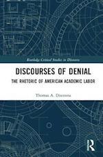 Discourses of Denial (Routledge Critical Studies in Discourse)