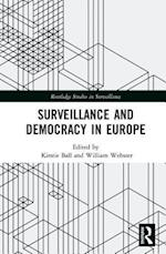 Tracing Democratic Responses to Surveillance (Routledge Advances in Sociology)