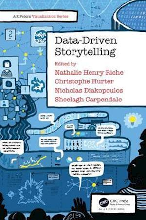 Bog, paperback Data-Driven Storytelling af Nathalie Henry Riche