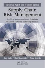 Supply Chain Risk Management (Internal Audit and It Audit)