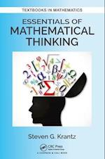 Essentials of Mathematical Thinking (Textbooks in Mathematics)