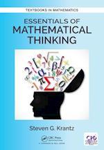 Essentials of Mathematical Thinking (Textbooks in Mathematics)