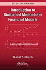 Introduction to Statistical Methods for Financial Models (Chapman & Hall/Crc Texts in Statistical Science)
