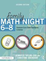 Family Math Night 6-8