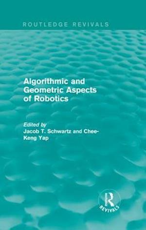 Algorithmic and Geometric Aspects of Robotics