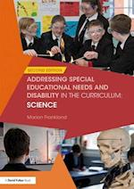 Addressing Special Educational Needs and Disability in the Curriculum: Science (Addressing Send in the Curriculum)