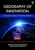 Geography of Innovation (Regions and Cities)