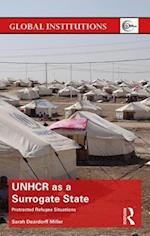 UNHCR as a Surrogate State (Global Institutions)