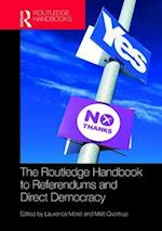 The Ashgate Research Companion to Referendums and Direct Democracy