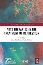 Arts Therapies in the Treatment of Depression (International Research in the Arts Therapies)