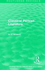 Classical Persian Literature af A. J. Arberry