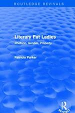 Literary Fat Ladies (1987) af Patricia Parker