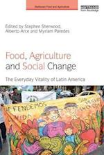Food, Agriculture and Social Change (Earthscan Food and Agriculture)